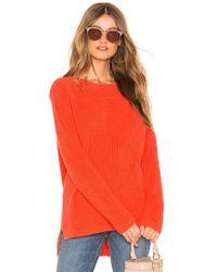 525 America Jersey Emma - Naranja