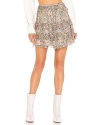 Tularosa Minifalda elodie - Multicolor