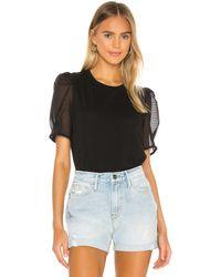 Heartloom Calla Tシャツ - ブラック
