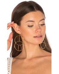 Joolz by Martha Calvo | Multi Hoop Earrings | Lyst