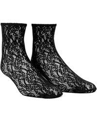 Wolford Носки Ree В Цвете Черный