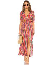 All Things Mochi Vestido isabella - Multicolor