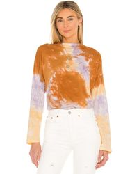 Free People - Be Free Tシャツ - Lyst