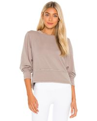 Free People Sudadera where the wind blows - Multicolor