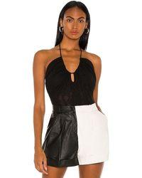 Nbd Cohen Bodysuit - Black