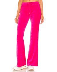 Pam & Gela Flare Pant - Pink