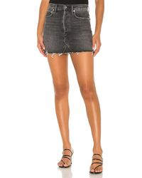 Agolde Quinn ミニスカート. Size 26, 27, 28, 29. - マルチカラー