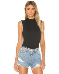 Free People - Muscle Beach ボディスーツ - Lyst