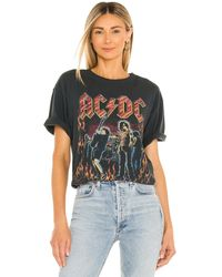Daydreamer Ac/dc Let There Be Rock Weekend Tシャツ - ブラック