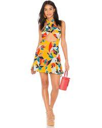 Beach Riot - Marisa Dress In Yellow - Lyst