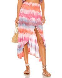 Tiare Hawaii Seminyak Skirt - Pink