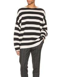 AllSaints Hayle クルーネックセーター - ブラック