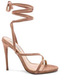 8435e4d71a8f Steve Madden Amaya Heel in Pink - Lyst