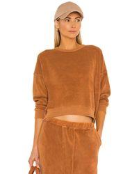 The Great スウェットシャツ - ブラウン