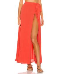 Tularosa Sweet Pea Skirt - Multicolour