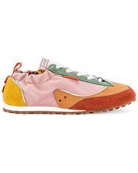 Zimmermann Soft Boxing Sneaker - Pink