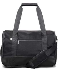 BEIS ダッフルバッグ - ブラック