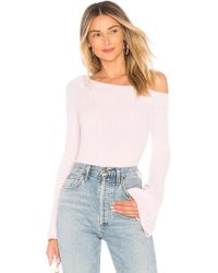 Lovers + Friends - Westmont Pullover In Pink - Lyst