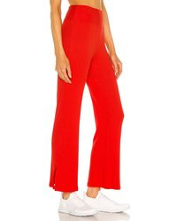 Year Of Ours Lounge Pant - Red