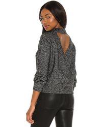 Astr Arabella セーター - ブラック