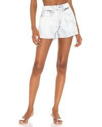 Rag & Bone Miramar short - Blanco