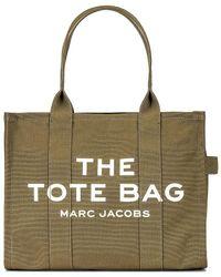 Marc Jacobs Сумка Тоут В Цвете Синевато-серый Зеленый - Естественный