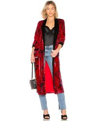 House of Harlow 1960 X Revolve Edwin Robe - Red