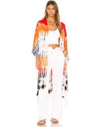 Young Fabulous & Broke Kana Kimono - Mehrfarbig