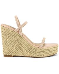 Steve Madden Skylight Wedge - Natural