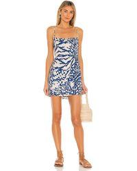 RESA Odi Mini Dress - Blue