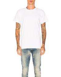 John Elliott Anti-expo Tシャツ - ホワイト