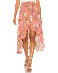 Spell & The Gypsy Collective - Rosa Wrap Skirt - Lyst