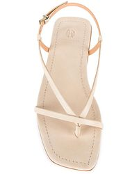 House of Harlow 1960 X Revolve Rory Flat - Natural