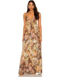 L'Agence Sachi ドレス - ブラウン
