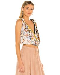 Free People - Tied To You タンクトップ - Lyst