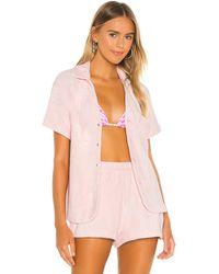 Frankie's Bikinis Coco Top - Pink