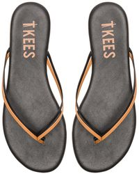 TKEES - Duos Sandal - Lyst