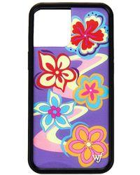 Wildflower Чехол Для Iphone В Цвете Прибой - Многоцветный