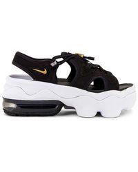 Nike Sandalia air max kokko - Negro