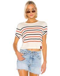 Kule Crop Tシャツ - マルチカラー