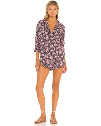 Acacia Swimwear X REVOLVE Kapaa Romper - Pink