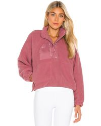 Free People Chaqueta hit the slopes - Rosa