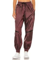 adidas By Stella McCartney Asmc Woven Track Pant - Red