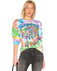 MadeWorn - Grateful Dead Sweatshirt In Blue - Lyst