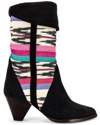Isabel Marant Lelya ブーツ. Size 39. - ブラック