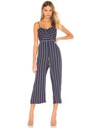 Bardot Layla ジャンプスーツ - ブルー