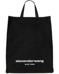 Alexander Wang - Сумка Тоут Lunch Bag В Цвете Черный - Lyst