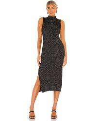 PAIGE Zariah ドレス - ブラック