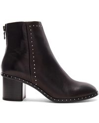 Rag & Bone Willow Stud Bootie - Schwarz