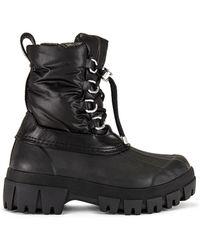 Rag & Bone Rb Winter Boot - Water Resistant Winter Boot - Black